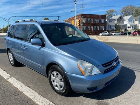 2007 Kia Sedona for sale at G1 AUTO SALES II in Elizabeth NJ