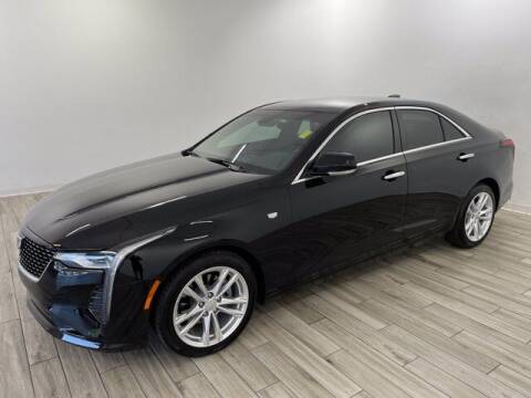 2020 Cadillac CT4 for sale at TRAVERS GMT AUTO SALES - Traver GMT Auto Sales West in O Fallon MO