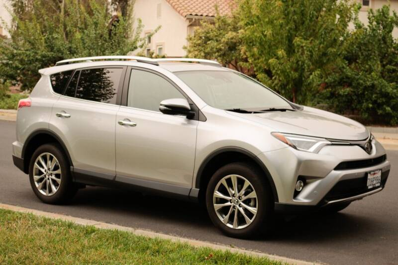 2016 Toyota RAV4 for sale at California Diversified Venture in Livermore CA