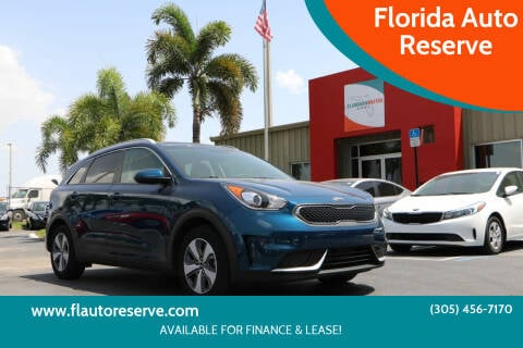 2018 Kia Niro for sale at Florida Auto Reserve in Medley FL