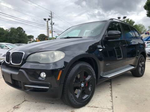 2008 BMW X5 for sale at Capital Motors in Raleigh NC