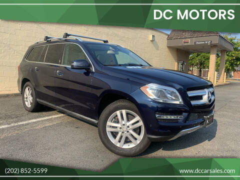 2014 Mercedes-Benz GL-Class for sale at DC Motors in Springfield VA