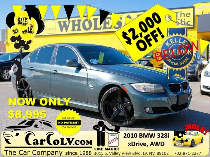 2010 BMW 3 Series for sale at The Car Company in Las Vegas NV