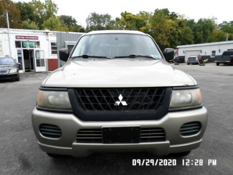 2003 Mitsubishi Montero Sport for sale at XXX Kar Mart in York PA