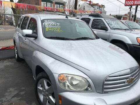 2011 Chevrolet HHR for sale at Chambers Auto Sales LLC in Trenton NJ