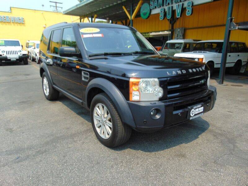 2007 Land Rover LR3 for sale at Santa Monica Suvs in Santa Monica CA