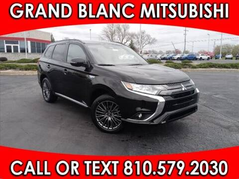 2021 Mitsubishi Outlander PHEV for sale at Lasco of Grand Blanc in Grand Blanc MI