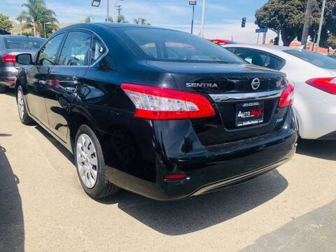 2014 Nissan Sentra for sale at Auto Max of Ventura in Ventura CA
