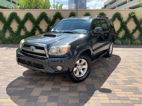 2008 Toyota 4Runner for sale at ROGERS MOTORCARS in Houston TX