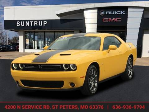 2017 Dodge Challenger for sale at SUNTRUP BUICK GMC in Saint Peters MO