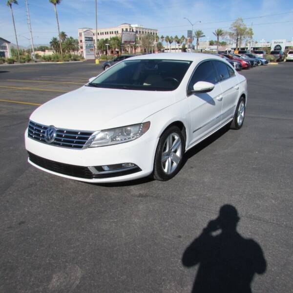 2014 Volkswagen CC for sale at Charlie Cheap Car in Las Vegas NV