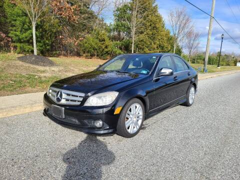 2009 Mercedes-Benz C-Class for sale at Premium Auto Outlet Inc in Sewell NJ