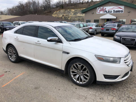 2013 Ford Taurus for sale at Gilly's Auto Sales in Rochester MN