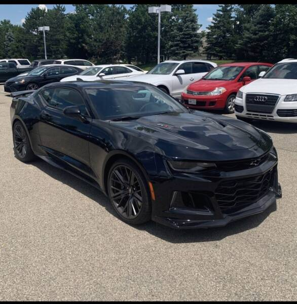 2017 Chevrolet Camaro for sale in Warrenton, VA