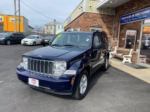 2012 Jeep Liberty for sale at Michaels Motor Sales INC in Lawrence MA