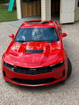 2020 Chevrolet Camaro for sale at SODA MOTORS AUTO SALES LLC in Newport RI