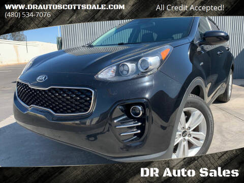2018 Kia Sportage for sale at DR Auto Sales in Scottsdale AZ