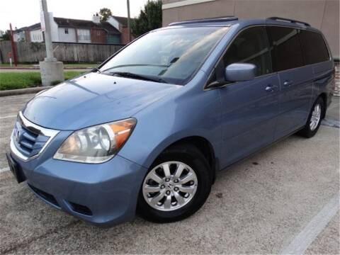 2010 Honda Odyssey for sale at Abe Motors in Houston TX