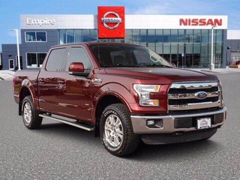 2016 Ford F-150 for sale at EMPIRE LAKEWOOD NISSAN in Lakewood CO