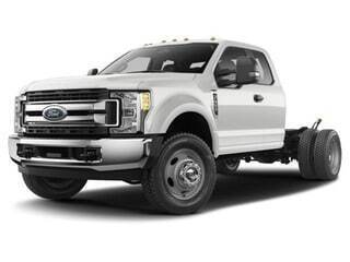2017 Ford F-550 Super Duty for sale at BROADWAY FORD TRUCK SALES in Saint Louis MO