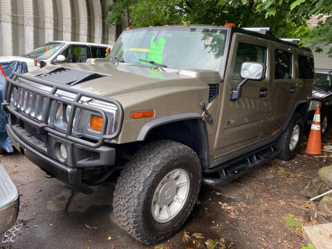 2004 HUMMER H2 for sale at White River Auto Sales in New Rochelle NY