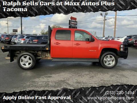 2012 Chevrolet Silverado 2500HD for sale at Ralph Sells Cars at Maxx Autos Plus Tacoma in Tacoma WA