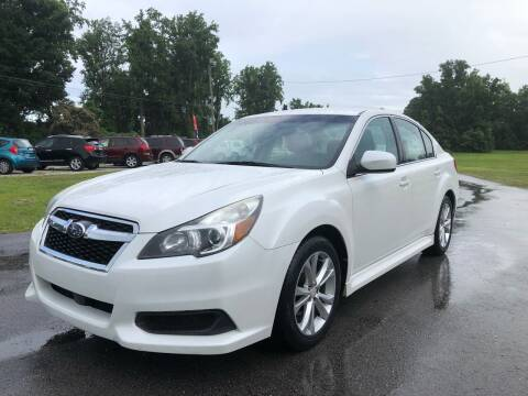 2013 Subaru Legacy for sale at IH Auto Sales in Jacksonville NC