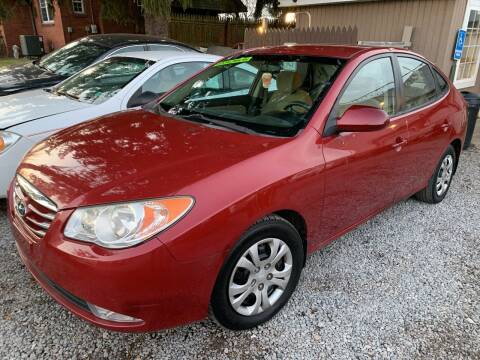 2010 Hyundai Elantra for sale at Trocci's Auto Sales in West Pittsburg PA