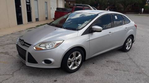 2014 Ford Focus for sale at RICKY'S AUTOPLEX in San Antonio TX