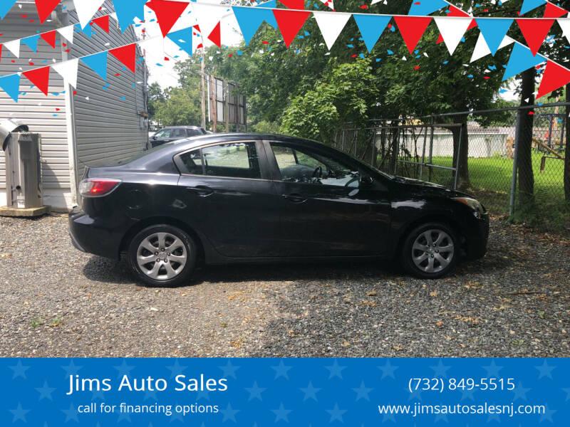 2010 Mazda MAZDA3 for sale at Jims Auto Sales in Lakehurst NJ