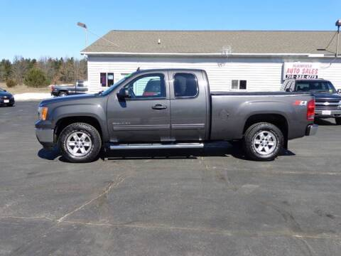 2010 GMC Sierra 1500 for sale at Plainfield Auto Sales, LLC in Plainfield WI