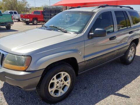 2001 Jeep Grand Cherokee for sale at ACE AUTO SALES in Lake Havasu City AZ