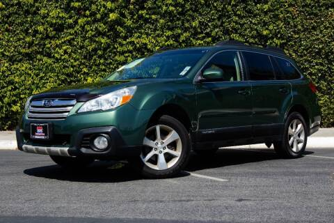 2014 Subaru Outback for sale at 605 Auto  Inc. in Bellflower CA