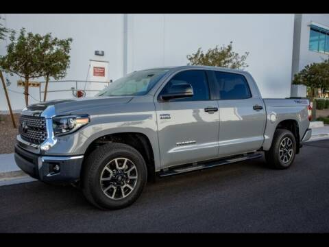 2019 Toyota Tundra for sale at REVEURO in Las Vegas NV