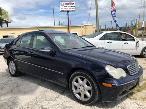 2003 Mercedes-Benz C-Class for sale at Mego Motors in Orlando FL