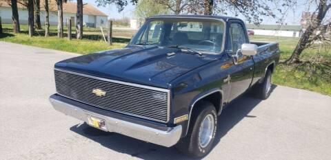 1985 Chevrolet C/K 10 Series for sale at Elite Auto Sales in Herrin IL