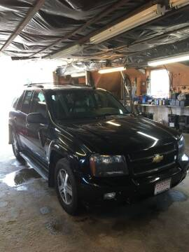 2008 Chevrolet TrailBlazer for sale at Lavictoire Auto Sales in West Rutland VT