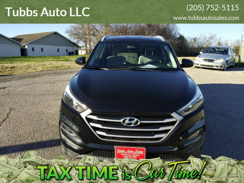 2017 Hyundai Tucson for sale at Tubbs Auto LLC in Tuscaloosa AL