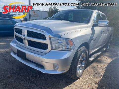 2015 RAM Ram Pickup 1500 for sale at Sharp Automotive in Watertown SD