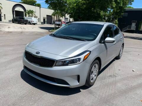 2017 Kia Forte for sale at Roadmaster Auto Sales in Pompano Beach FL