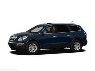 2012 Buick Enclave for sale at Winchester Mitsubishi in Winchester VA