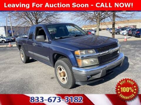 2008 Chevrolet Colorado for sale at Glenbrook Dodge Chrysler Jeep Ram and Fiat in Fort Wayne IN