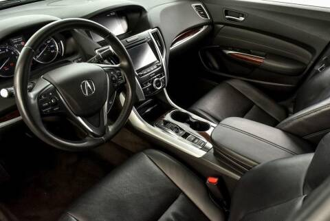 2015 Acura TLX for sale at CU Carfinders in Norcross GA