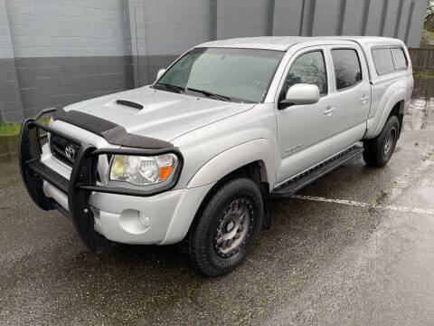 2007 Toyota Tacoma for sale at APX Auto Brokers in Lynnwood WA
