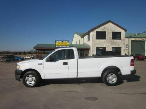 2008 Ford F-150 for sale at Driver's Choice in Sherman TX