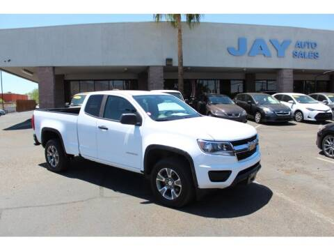2016 Chevrolet Colorado for sale at Jay Auto Sales in Tucson AZ