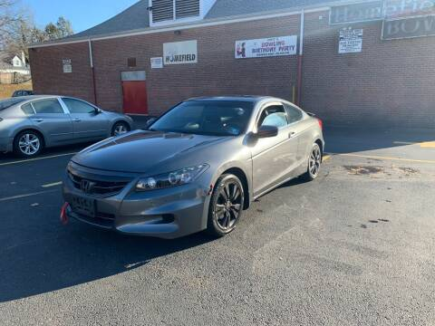 2011 Honda Accord for sale at Drive Deleon in Yonkers NY