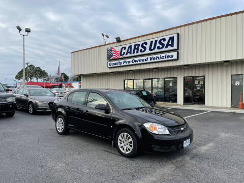 2010 Chevrolet Cobalt for sale at Cars USA in Virginia Beach VA