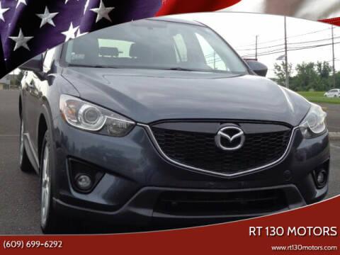 2013 Mazda CX-5 for sale at RT 130 Motors in Burlington NJ