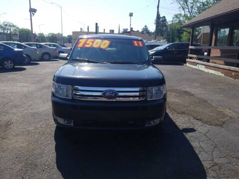 2011 Ford Flex for sale at Frankies Auto Sales in Detroit MI